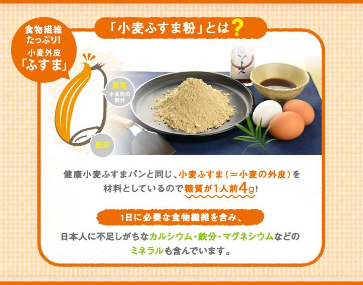 食物繊維たっぷり!小麦外皮ふすまの「小麦ふすま粉」とは?